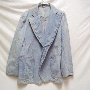 Vintage Induyco Denim Suit